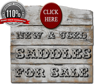 This Leathery saddlery & tack shop offers new and used saddles for sale